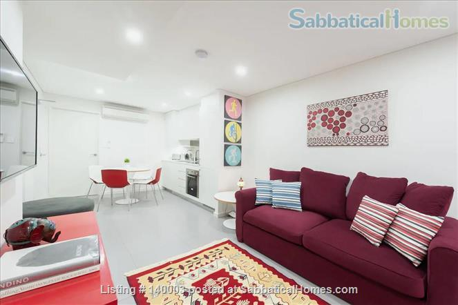 Centrally-located new beautiful modern one bedroom apartment  Home Rental in Pyrmont, NSW, Australia 6