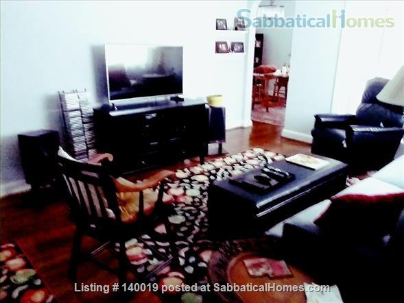 Beautiful house in Takoma Park, minutes from campus Home Rental in Takoma Park, Maryland, United States 1