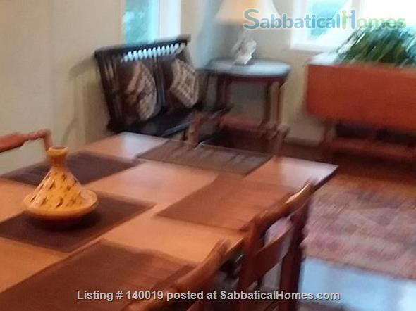 Beautiful house in Takoma Park, minutes from campus Home Rental in Takoma Park, Maryland, United States 2