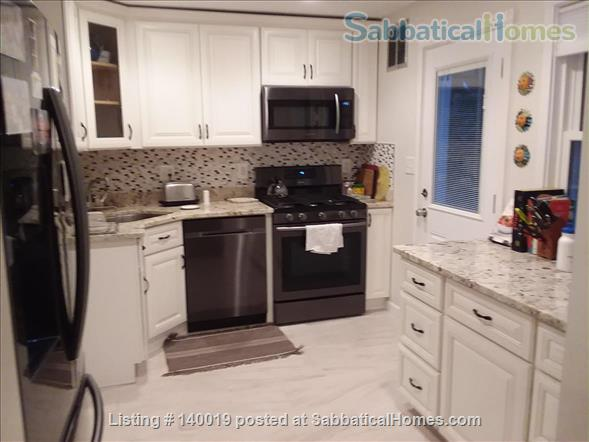 Beautiful house in Takoma Park, minutes from campus Home Rental in Takoma Park, Maryland, United States 3
