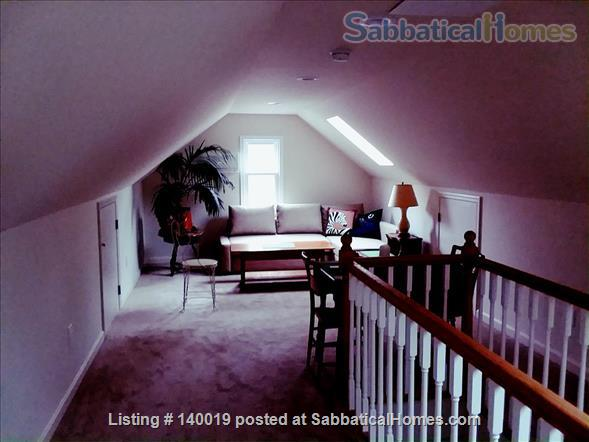 Beautiful house in Takoma Park, minutes from campus Home Rental in Takoma Park, Maryland, United States 5