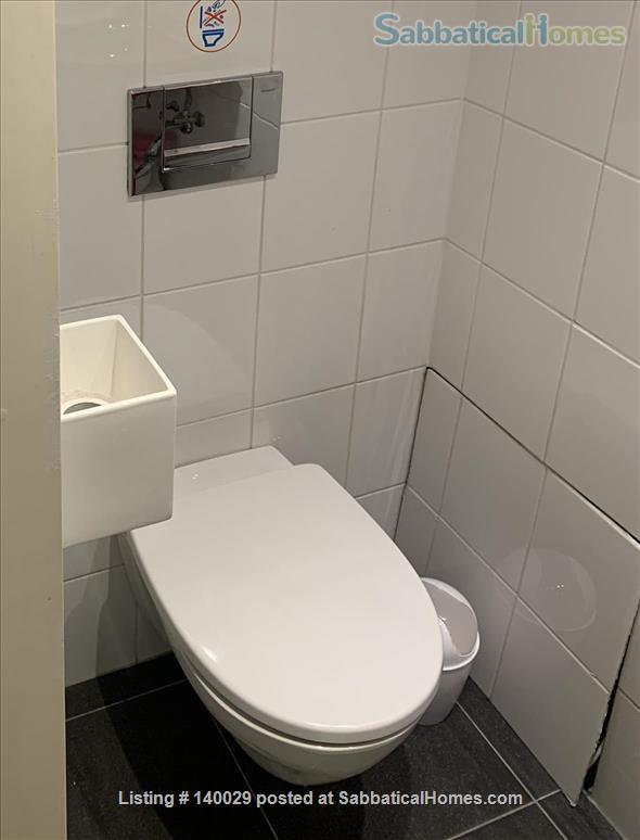 Perfectly situated 2 room apartment  in the 7th district with kitchen, bathroom and WC  Home Rental in Vienna, Wien, Austria 9