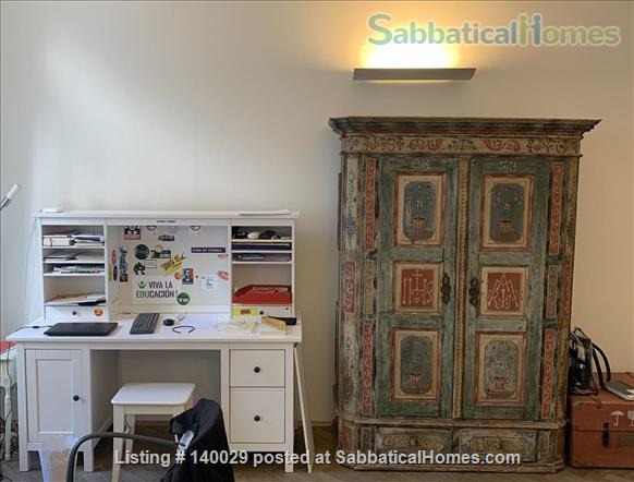 Perfectly situated 2 room apartment  in the 7th district with kitchen, bathroom and WC  Home Rental in Vienna, Wien, Austria 0