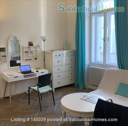 Perfectly situated 2 room apartment  in the 7th district with kitchen, bathroom and WC  Home Rental in Vienna, Wien, Austria 2