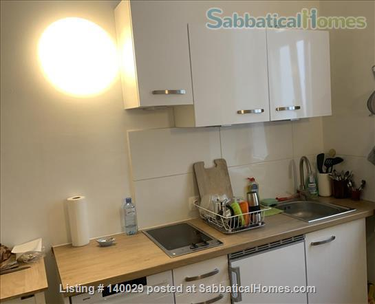 Perfectly situated 2 room apartment  in the 7th district with kitchen, bathroom and WC  Home Rental in Vienna, Wien, Austria 7
