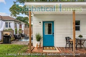 Stay Awhile in the Heart East Nashville | Mins to Downtown & Multiple Universities  Home Rental in Nashville, Tennessee, United States 1