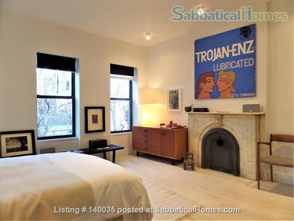 Newly Renovated duplex in beautiful brownstone Brooklyn! Home Rental in Stuyvesant Heights, New York, United States 2