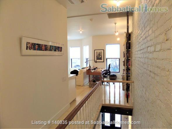 Newly Renovated duplex in beautiful brownstone Brooklyn! Home Rental in Stuyvesant Heights, New York, United States 4