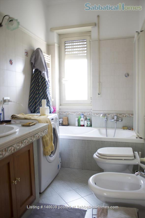 Diana: Cozy 2 bedrooms apartment perfectly located Home Exchange in Rome, Lazio, Italy 7