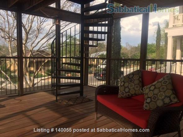 Airy home with verdant yard and screen porches Home Rental in San Antonio, Texas, United States 8