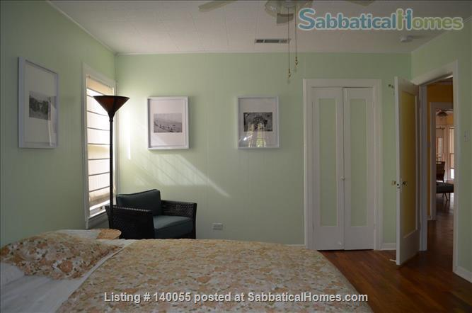 Airy home with verdant yard and screen porches Home Rental in San Antonio, Texas, United States 3