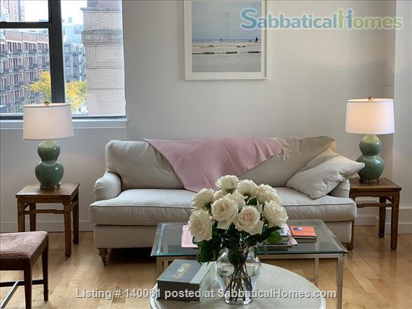 Stunning  Bright Apartment with View of Central Park Minutes from  Columbia University  Home Rental in New York, New York, United States 1