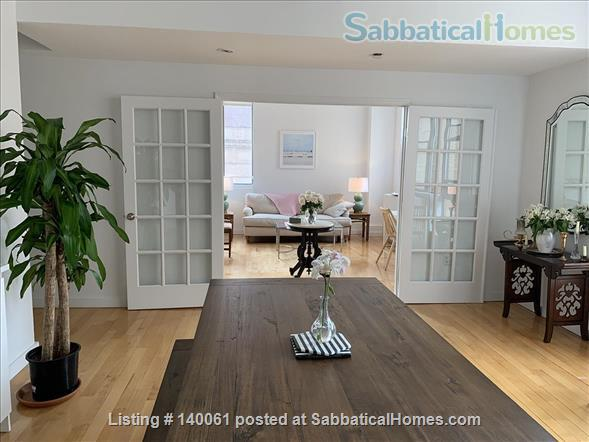Stunning  Bright Apartment with View of Central Park Minutes from  Columbia University  Home Rental in New York, New York, United States 3