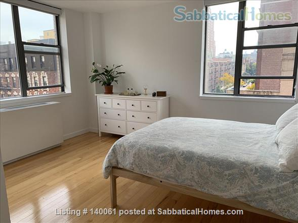 Stunning  Bright Apartment with View of Central Park Minutes from  Columbia University  Home Rental in New York, New York, United States 4