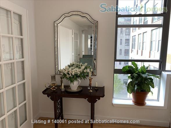Stunning  Bright Apartment with View of Central Park Minutes from  Columbia University  Home Rental in New York, New York, United States 5