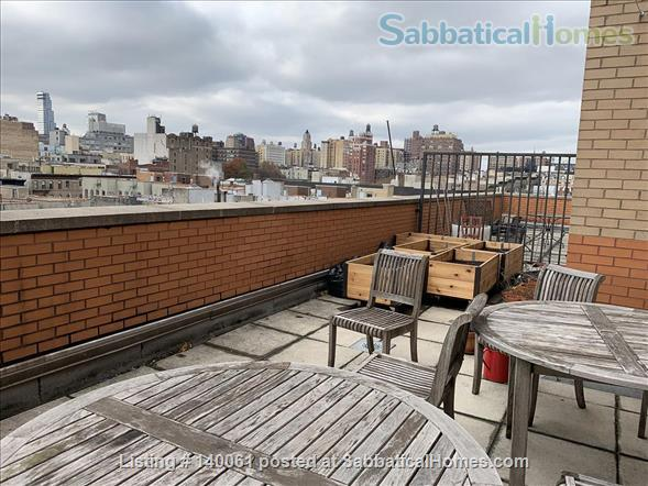 Stunning  Bright Apartment with View of Central Park Minutes from  Columbia University  Home Rental in New York, New York, United States 7