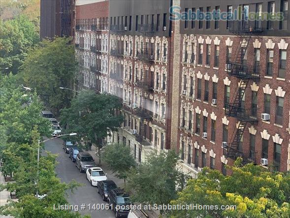 Stunning  Bright Apartment with View of Central Park Minutes from  Columbia University  Home Rental in New York, New York, United States 8