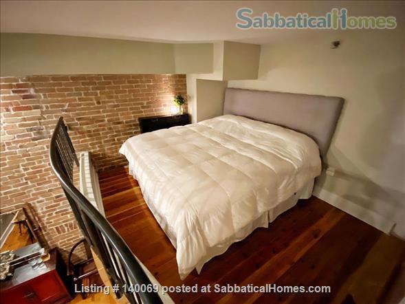 1.5 Bedroom Luxury Loft Home Rental in Ottawa, Ontario, Canada 4