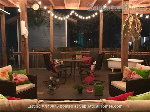 THE COTTAGE ON CANAL ST Home Rental in New Orleans, Louisiana, United States 6