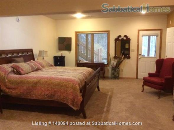 Beautiful retreat 15 minutes from campus Home Rental in Bloomington, Indiana, United States 0