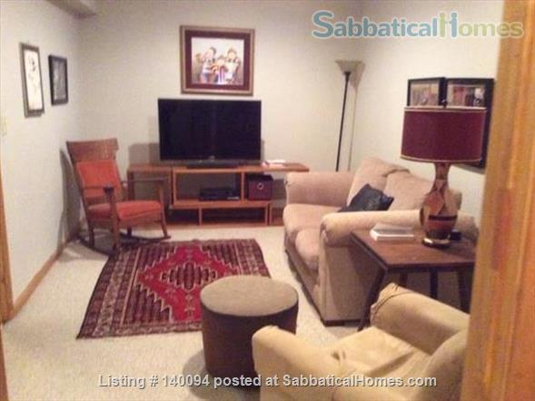 Beautiful retreat 15 minutes from campus Home Rental in Bloomington, Indiana, United States 2