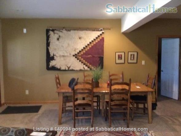 Beautiful retreat 15 minutes from campus Home Rental in Bloomington, Indiana, United States 3