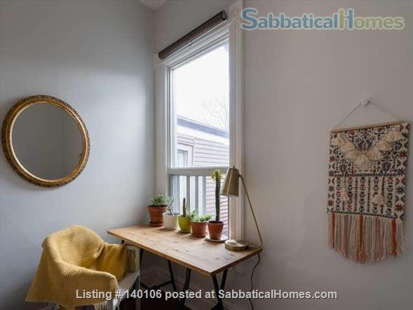 Large Victorian 2-bed , 1.5 bath home in Queen West Home Rental in Toronto, Ontario, Canada 9