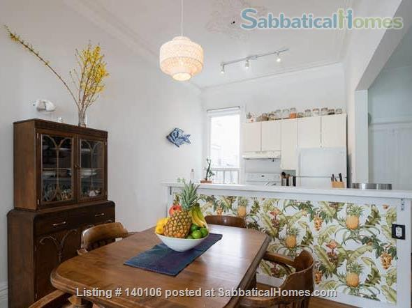 Large Victorian 2-bed , 1.5 bath home in Queen West Home Rental in Toronto, Ontario, Canada 0