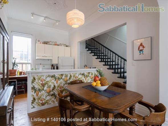 Large Victorian 2-bed , 1.5 bath home in Queen West Home Rental in Toronto, Ontario, Canada 3