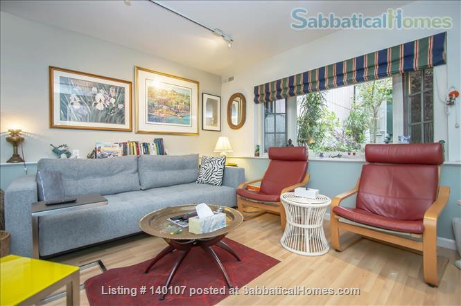 Heart of SF, Garden Studio: pet-friendly,  garage! Privacy! Street Parking! Home Rental in San Francisco, California, United States 9