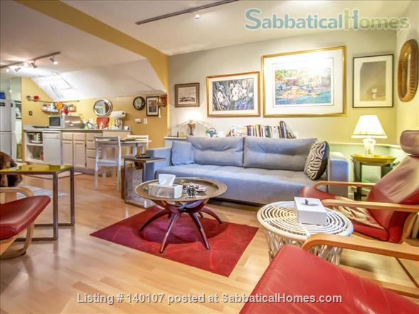 Heart of SF, Garden Studio: pet-friendly,  garage! Privacy! Street Parking! Home Rental in San Francisco, California, United States 2