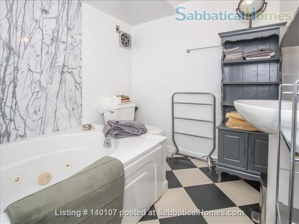 Heart of SF, Garden Studio: pet-friendly,  garage! Privacy! Street Parking! Home Rental in San Francisco, California, United States 5