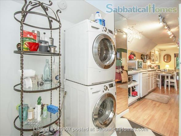 Heart of SF, Garden Studio: pet-friendly,  garage! Privacy! Street Parking! Home Rental in San Francisco, California, United States 7
