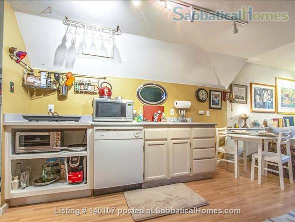 Heart of SF, Garden Studio: pet-friendly,  garage! Privacy! Street Parking! Home Rental in San Francisco, California, United States 8