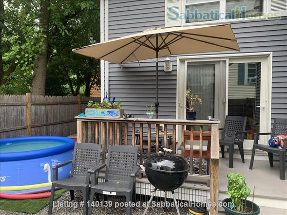 Perfect Cambridge home! Home Rental in Cambridge, Massachusetts, United States 5