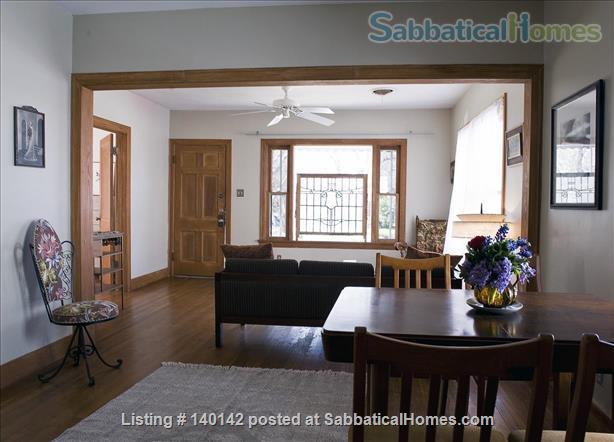 The Lafayette-East Austin Guesthouse 2bdrm / 1bth Fully Furnished/Bills &Wifi Incl Home Rental in Austin, Texas, United States 2