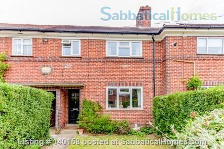Furnished 3 bedroom house in North Oxford Home Rental in Oxford, England, United Kingdom 1