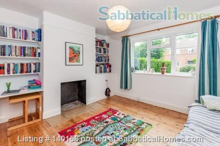 Furnished 3 bedroom house in North Oxford Home Rental in Oxford, England, United Kingdom 2