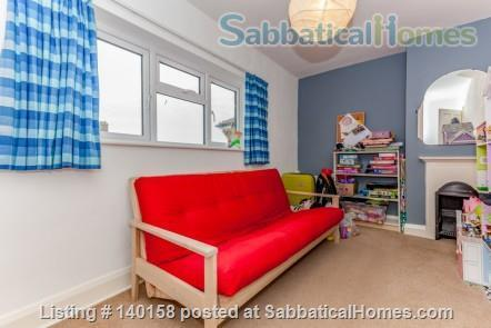 Furnished 3 bedroom house in North Oxford Home Rental in Oxford, England, United Kingdom 3