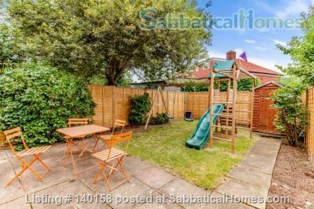 Furnished 3 bedroom house in North Oxford Home Rental in Oxford, England, United Kingdom 7