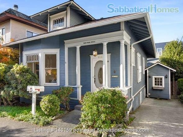 The Victorian on Nob Hill Home Rental in Seattle, Washington, United States 5