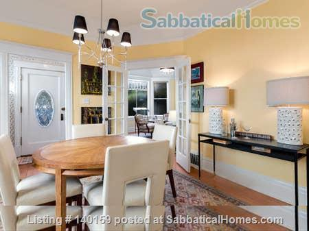 The Victorian on Nob Hill Home Rental in Seattle, Washington, United States 6