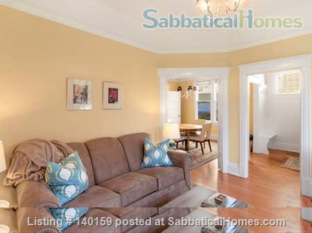 The Victorian on Nob Hill Home Rental in Seattle, Washington, United States 7