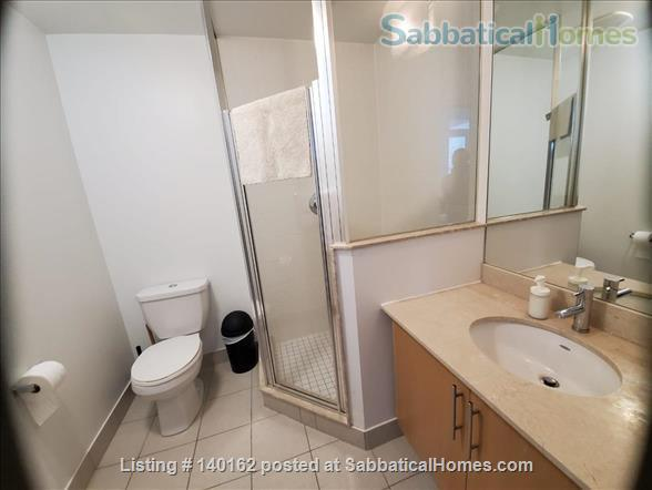 2 Bedroom + Den 2 Bathroom  Furnished next to  Harbour and Union subway Home Rental in Toronto, Ontario, Canada 5