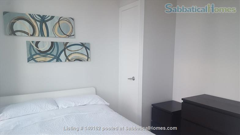 2 Bedroom + Den 2 Bathroom  Furnished next to  Harbour and Union subway Home Rental in Toronto, Ontario, Canada 6