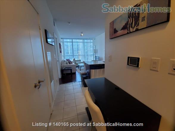Downtown Furnished 2 Bedrooms + Large Den,  2 Bathrooms next to Union subway, Harbourfront Home Rental in Toronto, Ontario, Canada 2