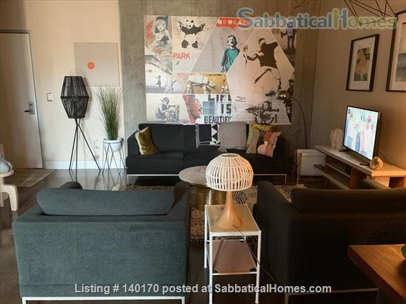 Furnished One bedroom One bath Loft in DT portland - pearl Home Rental in Portland 1