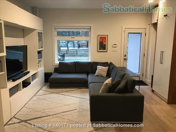 3-Bedroom Renovated Home, Downtown @ Annex steps from UofT, Hospitals, Transit, School Home Rental in Toronto, Ontario, Canada 1