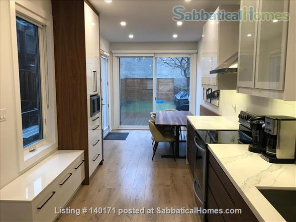3-Bedroom Renovated Home, Downtown @ Annex steps from UofT, Hospitals, Transit, School Home Rental in Toronto, Ontario, Canada 2
