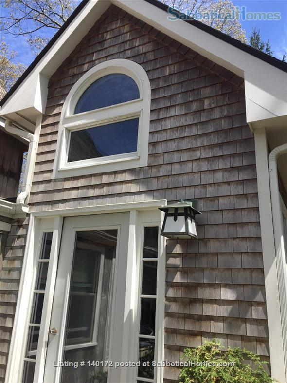 Quiet Beach Cottage Ideal for Thinking and Writing  Home Rental in North Kingstown, Rhode Island, United States 1